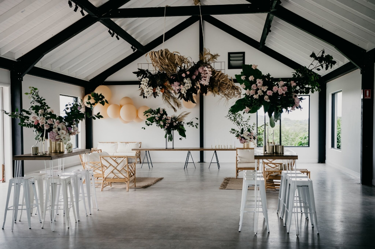 Styling & Florals by The Make Haus