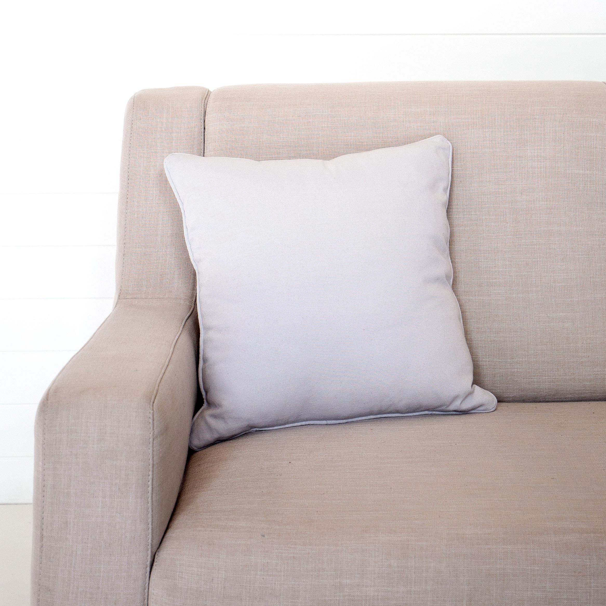 Grey Dove Cushion