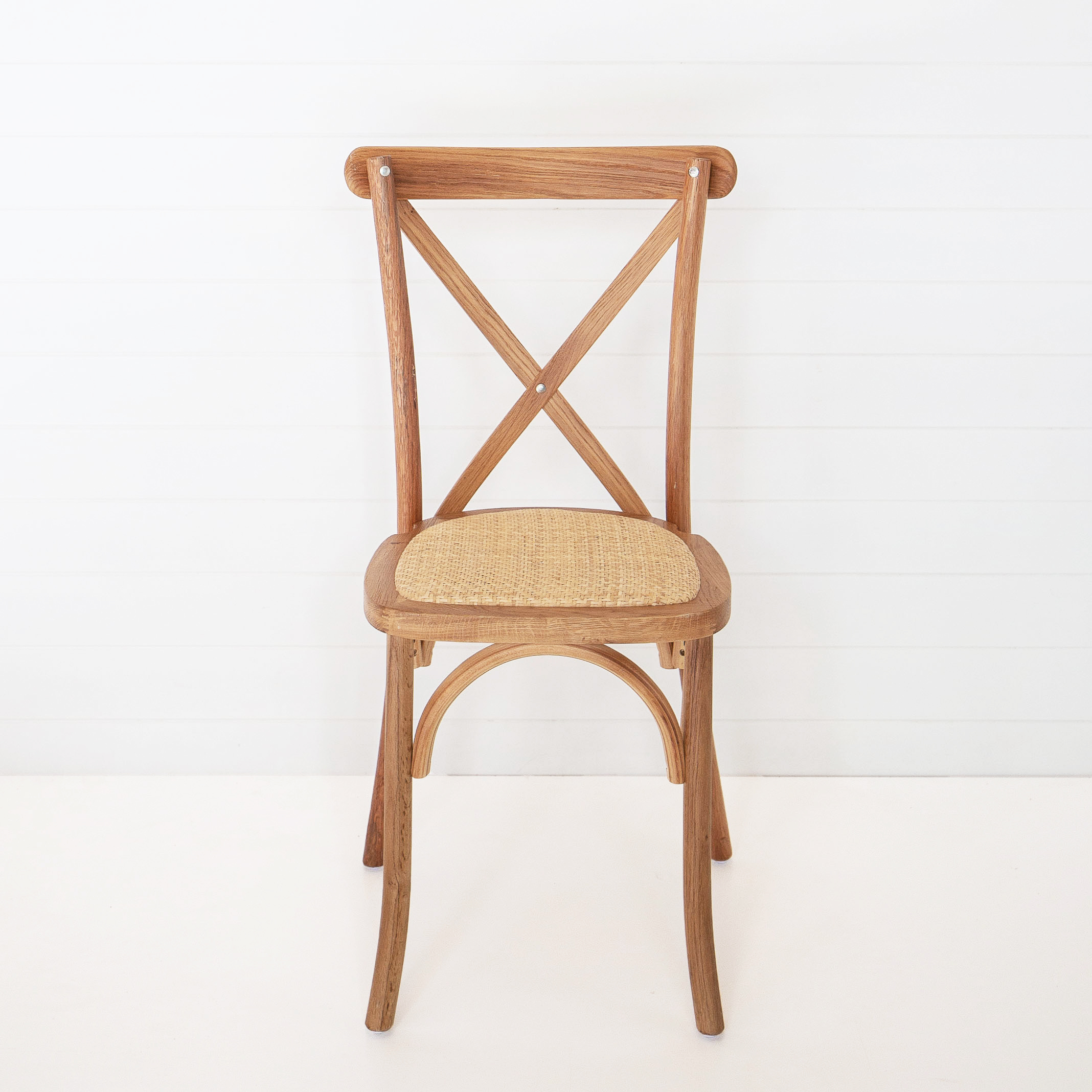 Oak Crossback Dining Chair