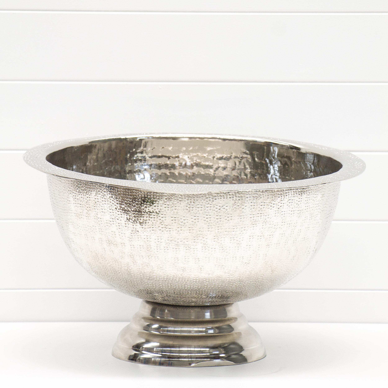 Pressed Tin Champagne Tub