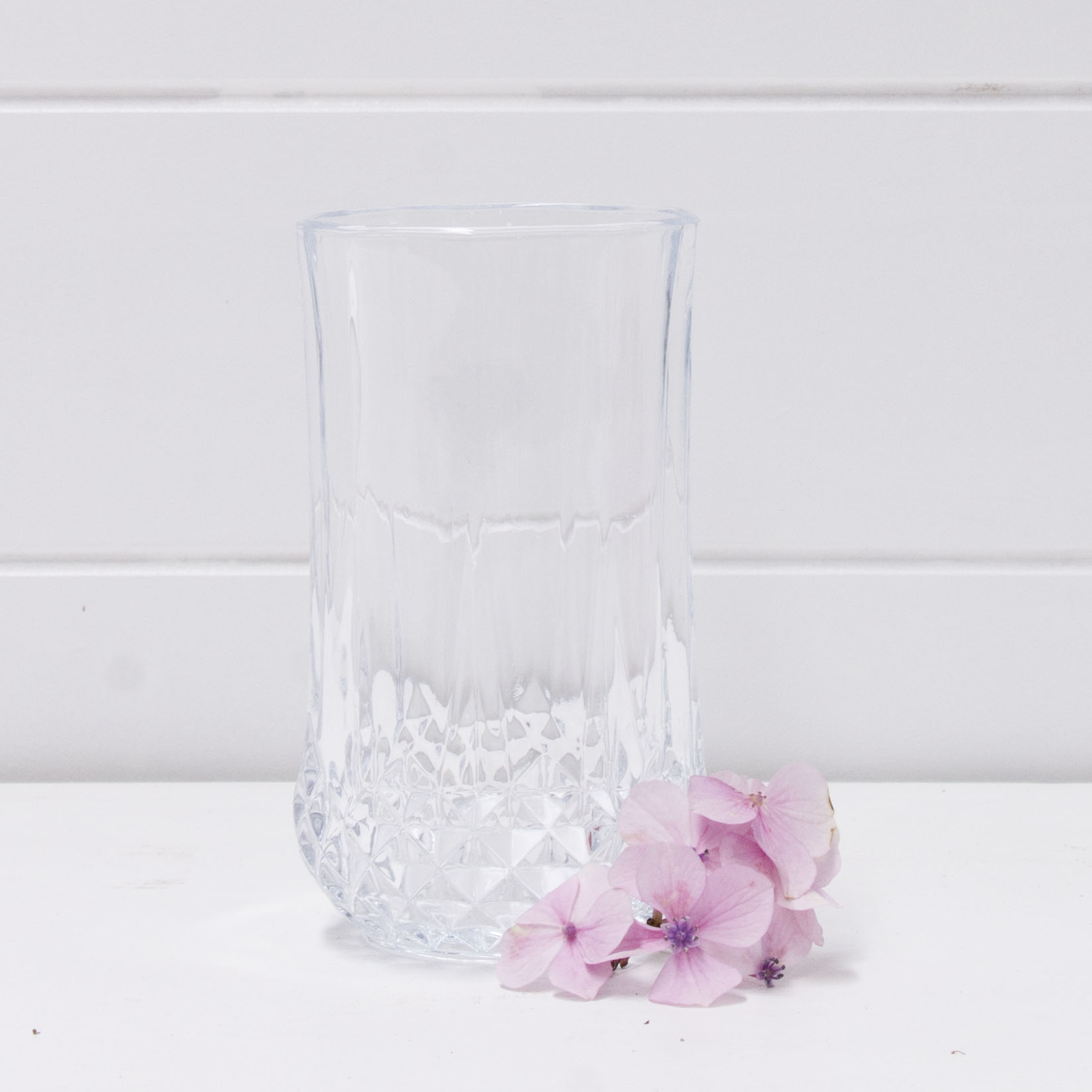 Decorative Water Glass