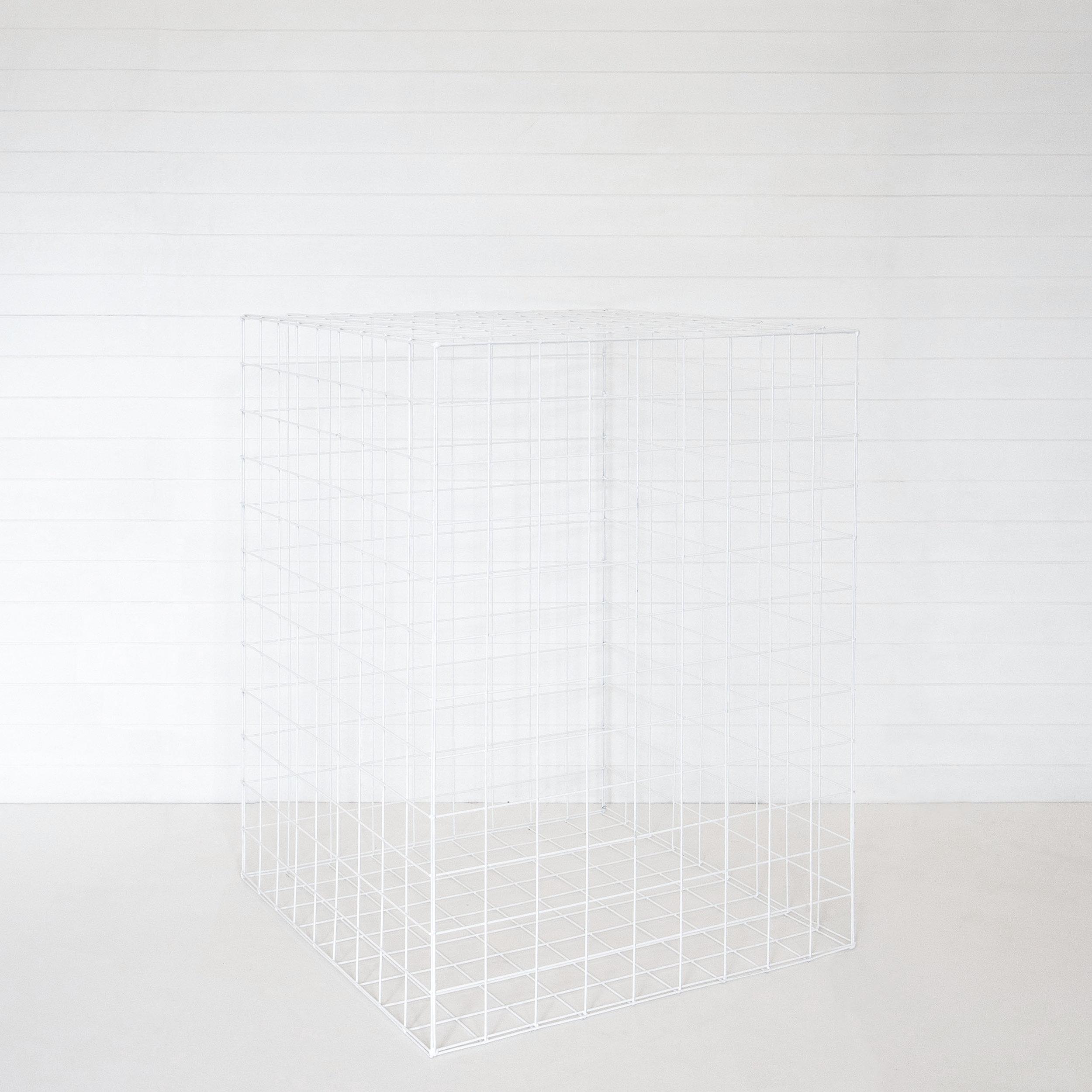 SOHO WHITE WIRE STRUCTURE (1.2M)