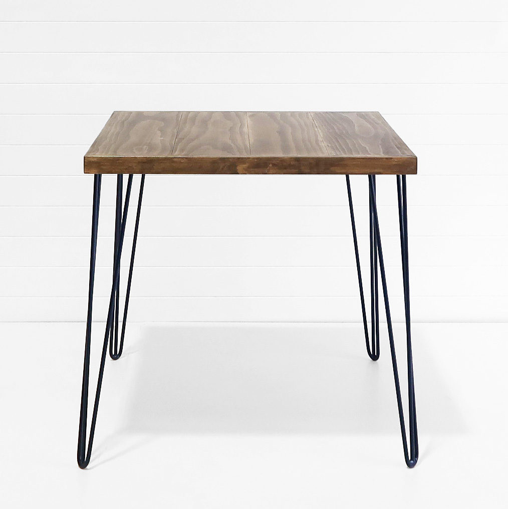 Hairpin Cafe Table - Navy Legs.JPG