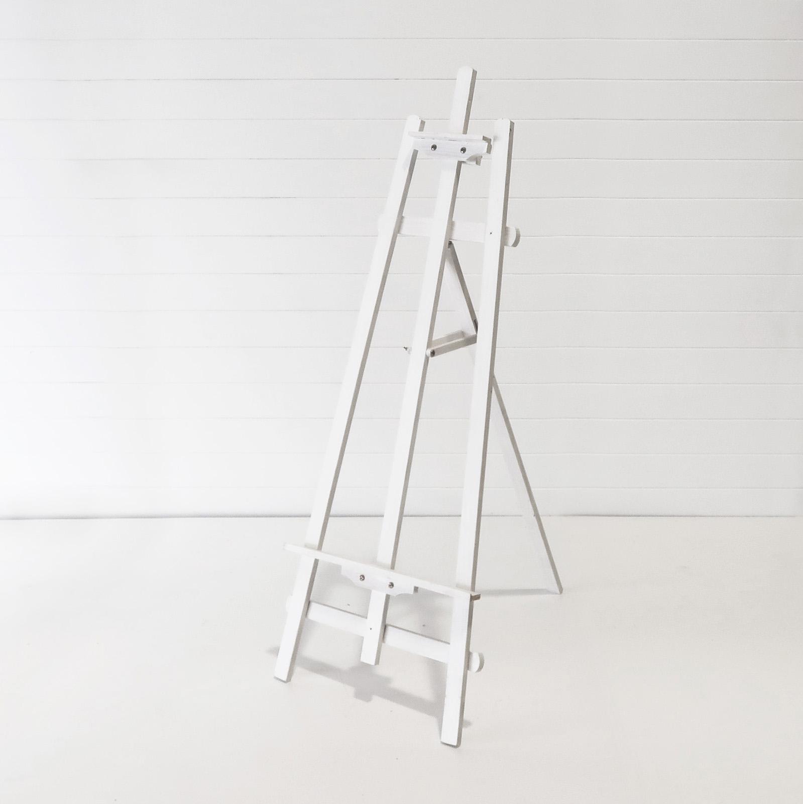 Easel - White (angle).JPG