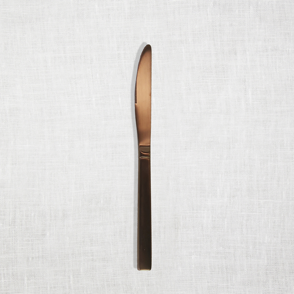 Matte Copper Entree Knife.jpg