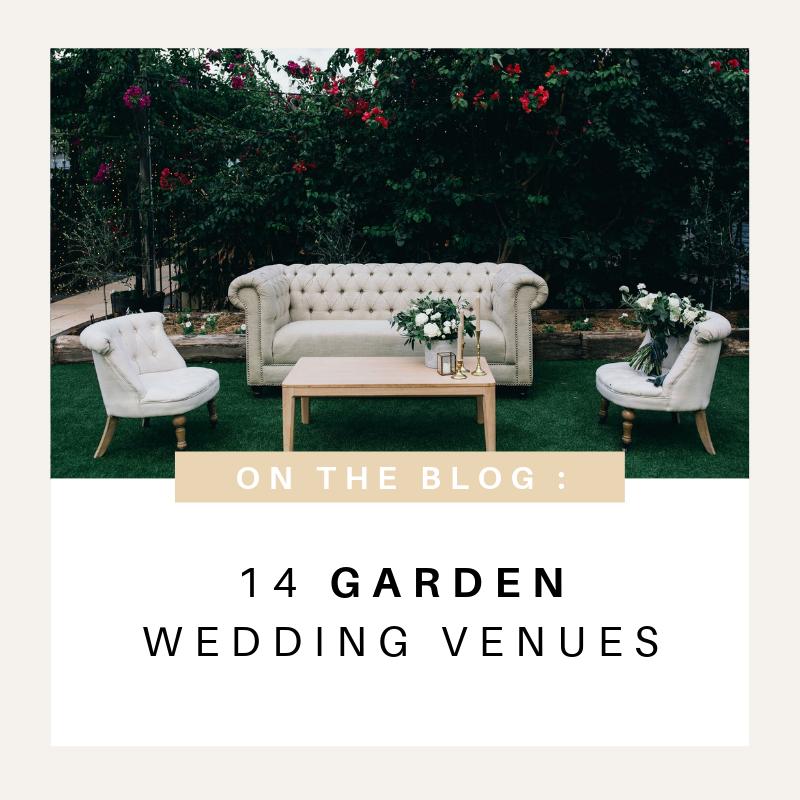 garden wedding venues Gold Coast Brisbane Byron Bay