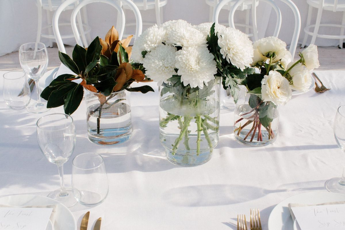 Images via    One But Many    / Styled by    CL Weddings & Events