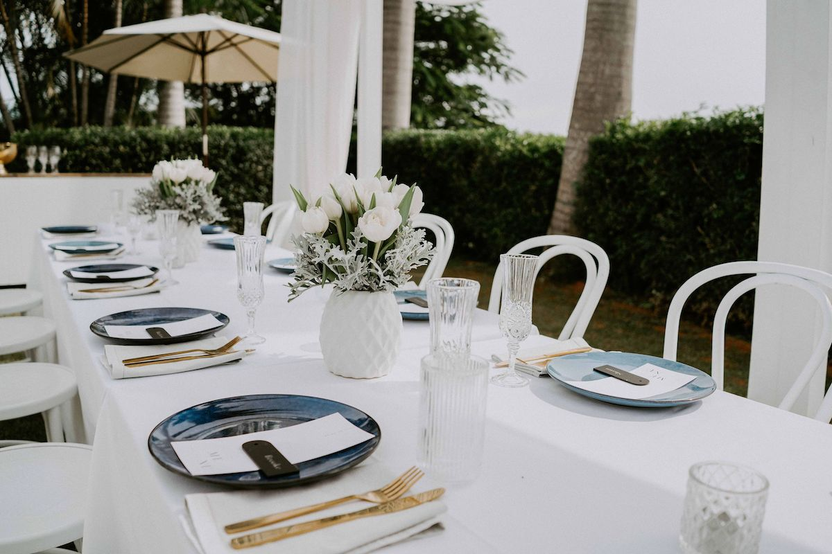 Image via    E.L Simpson Photography    / Styled by    Arctic Fox Weddings
