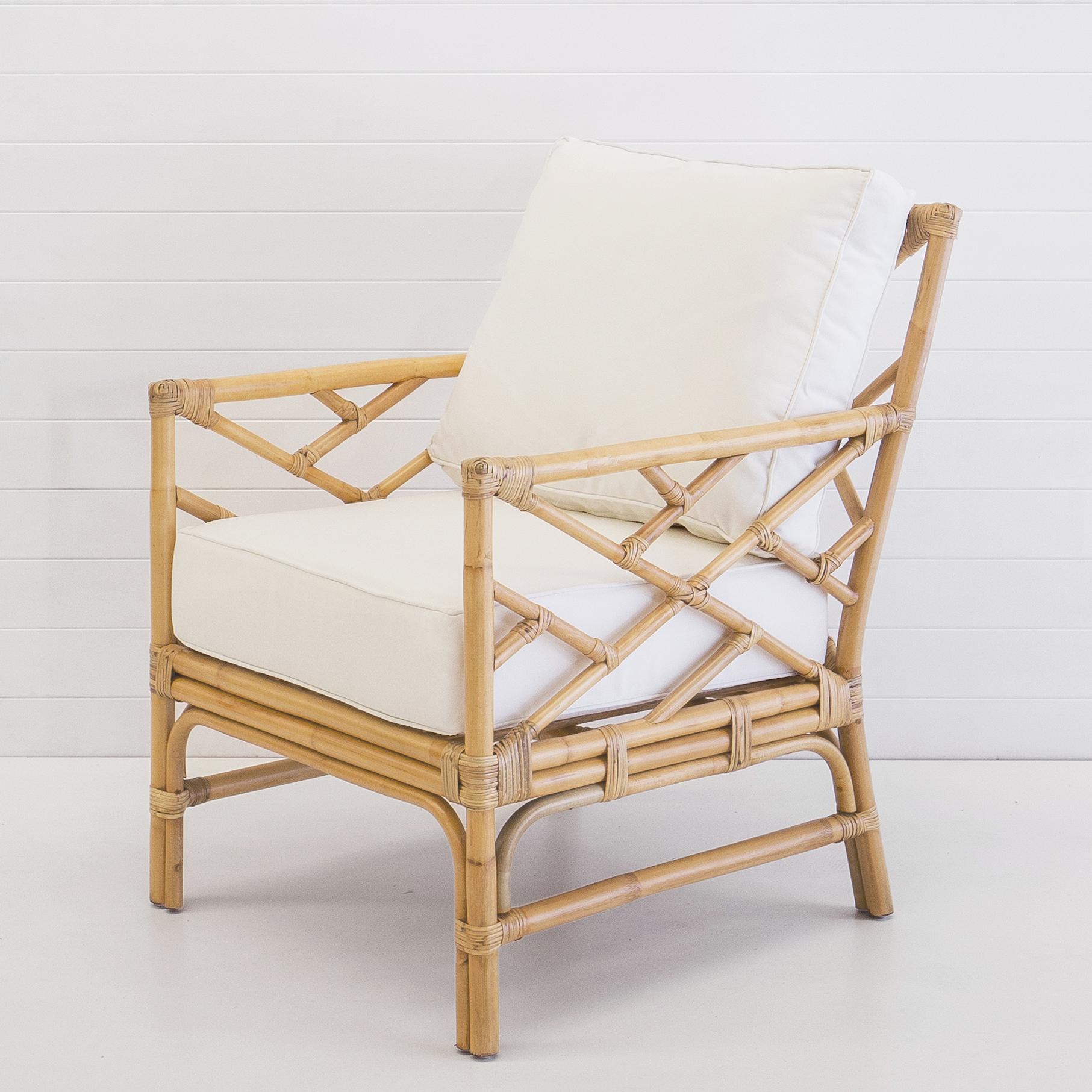 Hamptons Blonde Armchair (With White Cushions).jpg