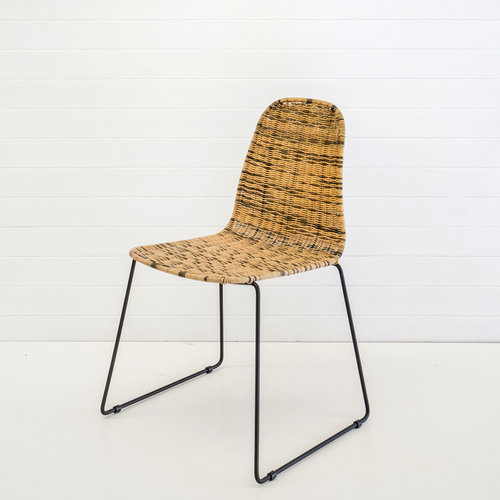 INDIE NATURAL DINING CHAIR