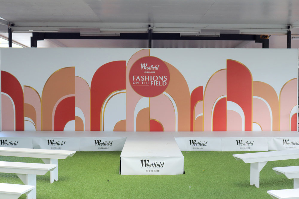 Spring racing carnival event furniture hire