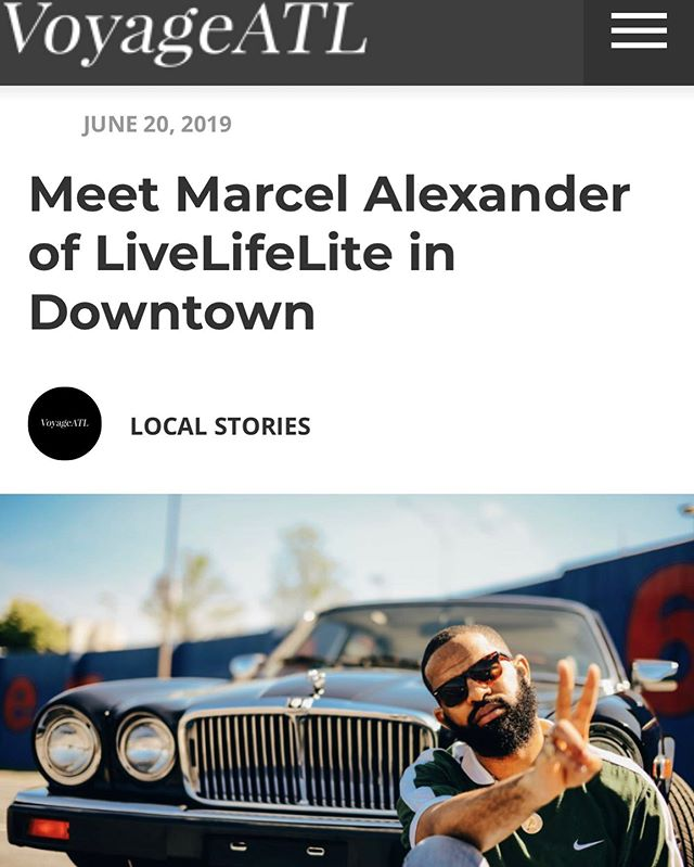 I had a pleasure to share my story with @voyageatl . The ups and downs the good and bad on this journey to my dreams. Thank you Voyage and thank you @chanitasimms for telling the editorial about me. Read the article and get to know me a little better. Link in Bio