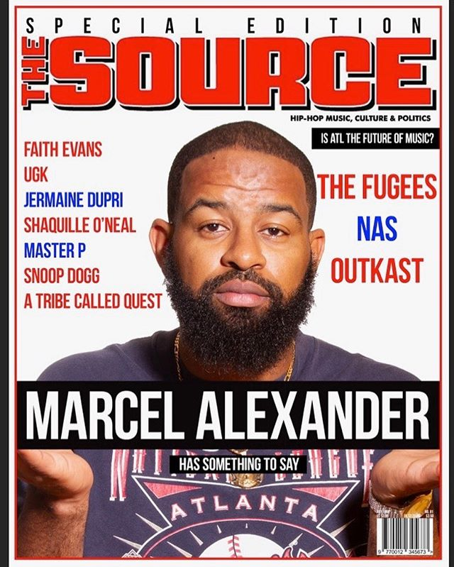 @thesource thanks for letting me tell my story and how the HipHop seen is growing in the South. 96 Ep available on all platforms. Link in bio.