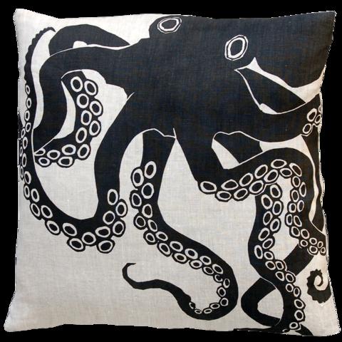 Dermond Peterson - Octopus Pillow