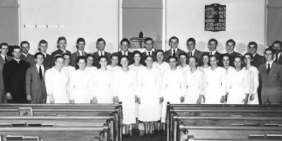 Voices of Youth Chorus 1948