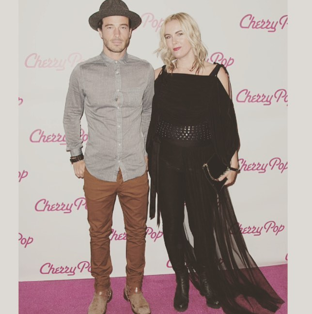 Attending the Cherry Pop film premier in LA, catch the interview here !