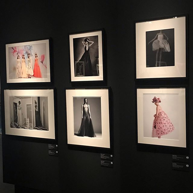 Dior Paris to the World exhibit @denverartmuseum #inspired #legendaryphotos #diorparis #hautecouture