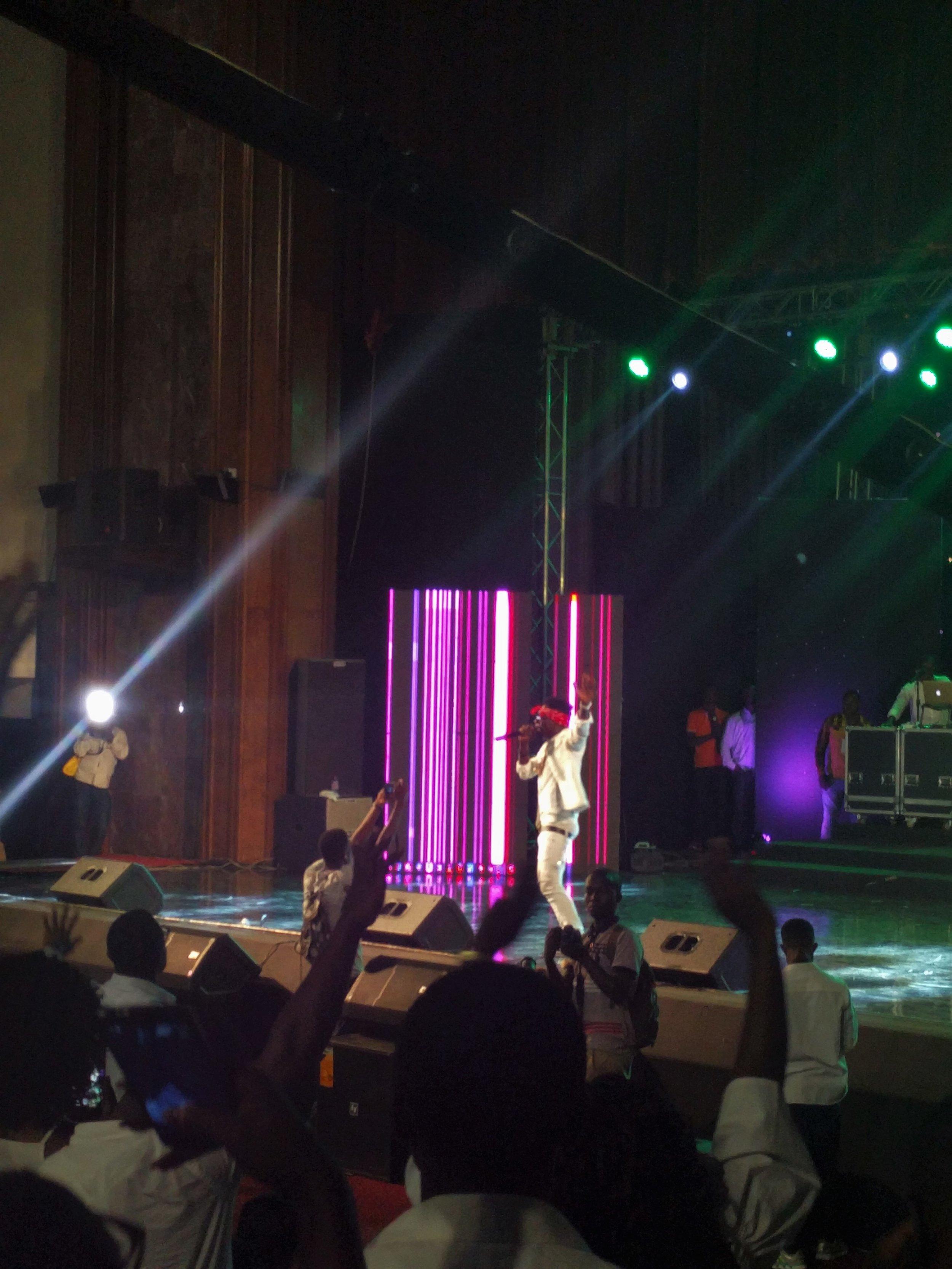 Shatta Wale concert