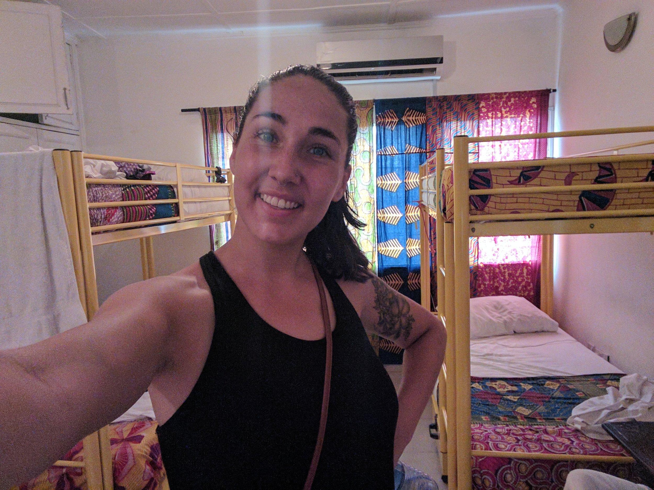 Agoo Hostel (in Accra)
