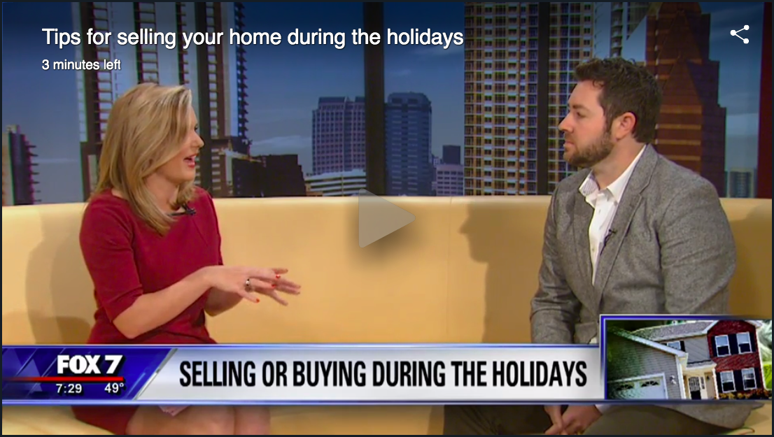 Selling or Buying During the Holidays