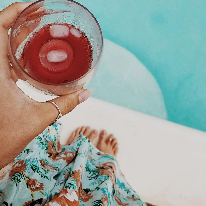 Product feature:  Pomegranate Energy Fizz Sticks