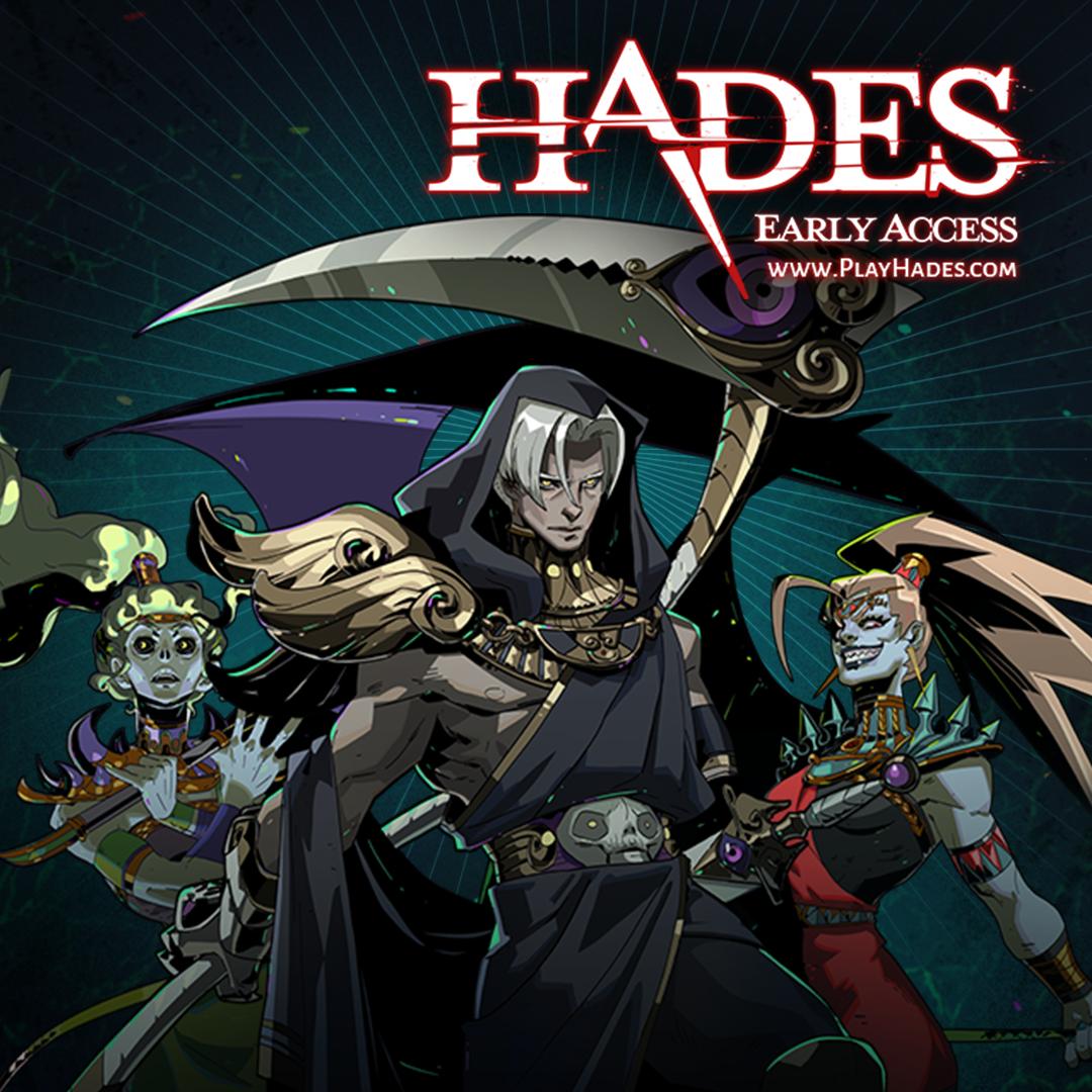 Hades Update for Instagram