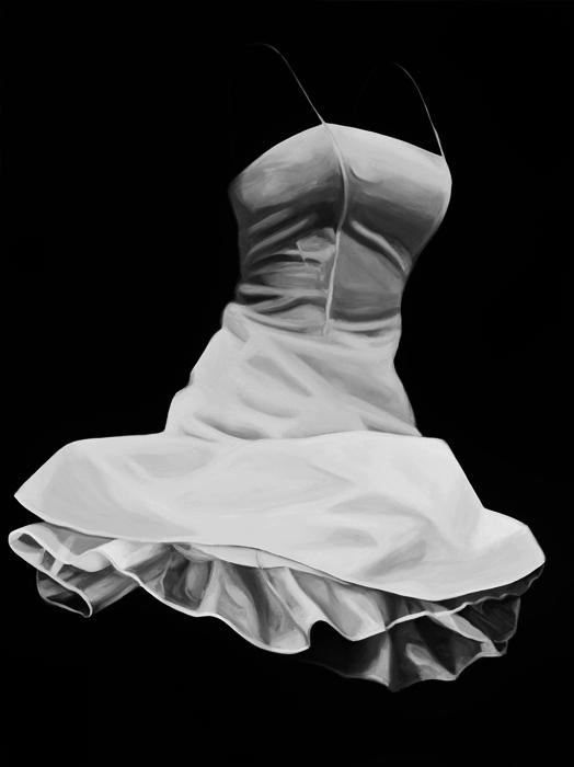 Flying Dress I