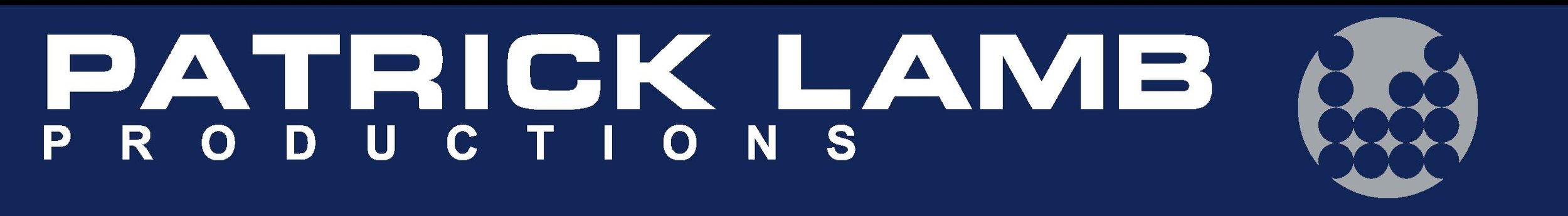 Patrick Lamb Productions logo.jpg