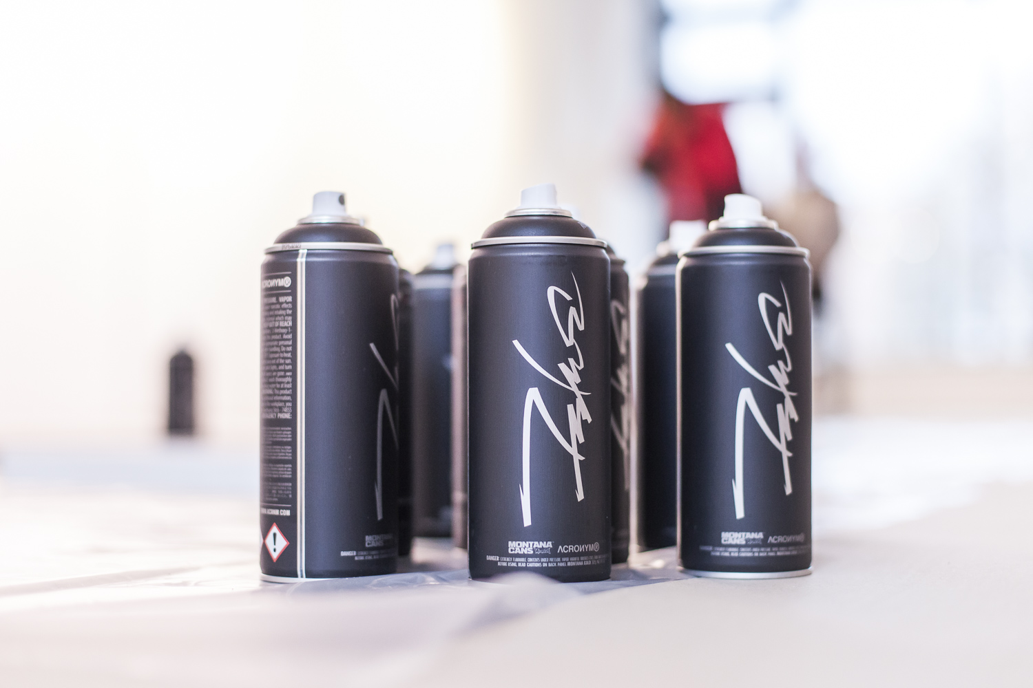 Futura for MONTANA-CANS