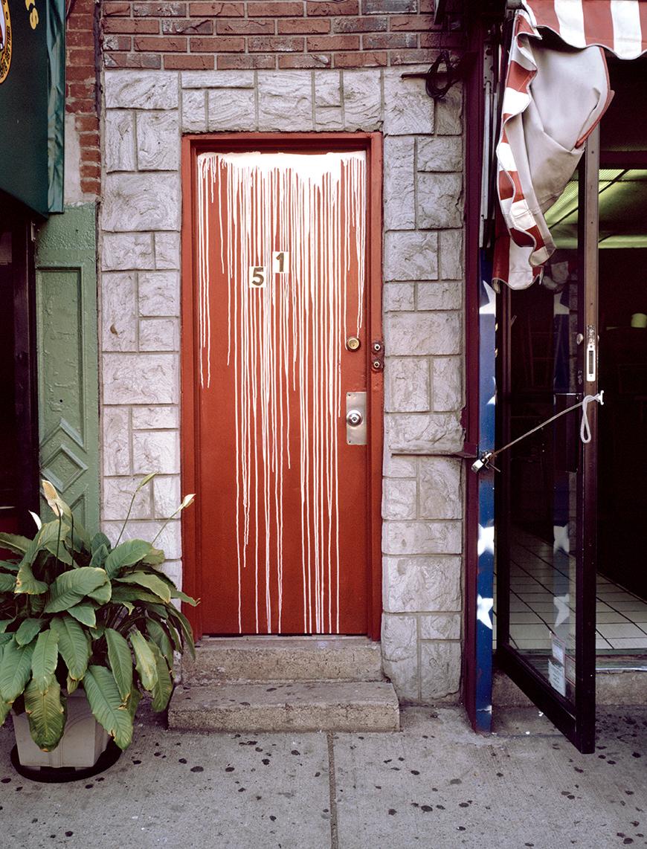 "Untitled ""Krinked"" doors"