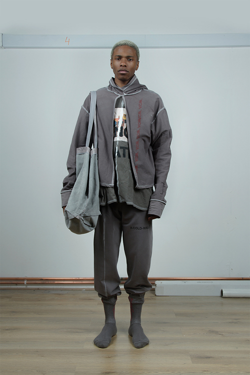 A-COLD-WALL* SS16 'HOUSEHOLD' Collection