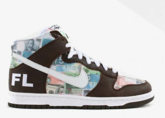 Futura for Nike SB