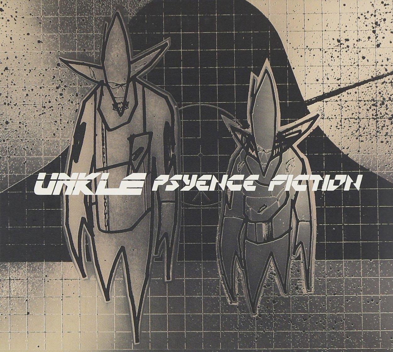 Unkle's 'Psyence Fiction' Album Art