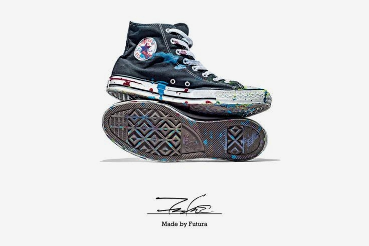 Futura for Converse