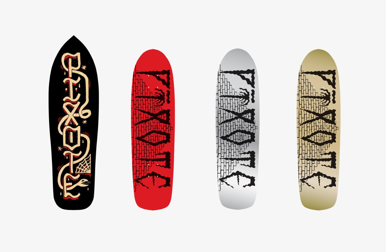 Pixote for Shut Skateboards