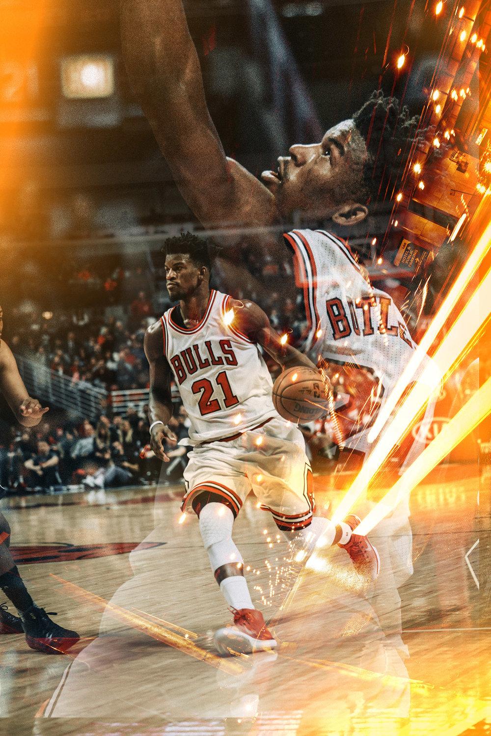 Chicago Bulls — Instagram Takeovers