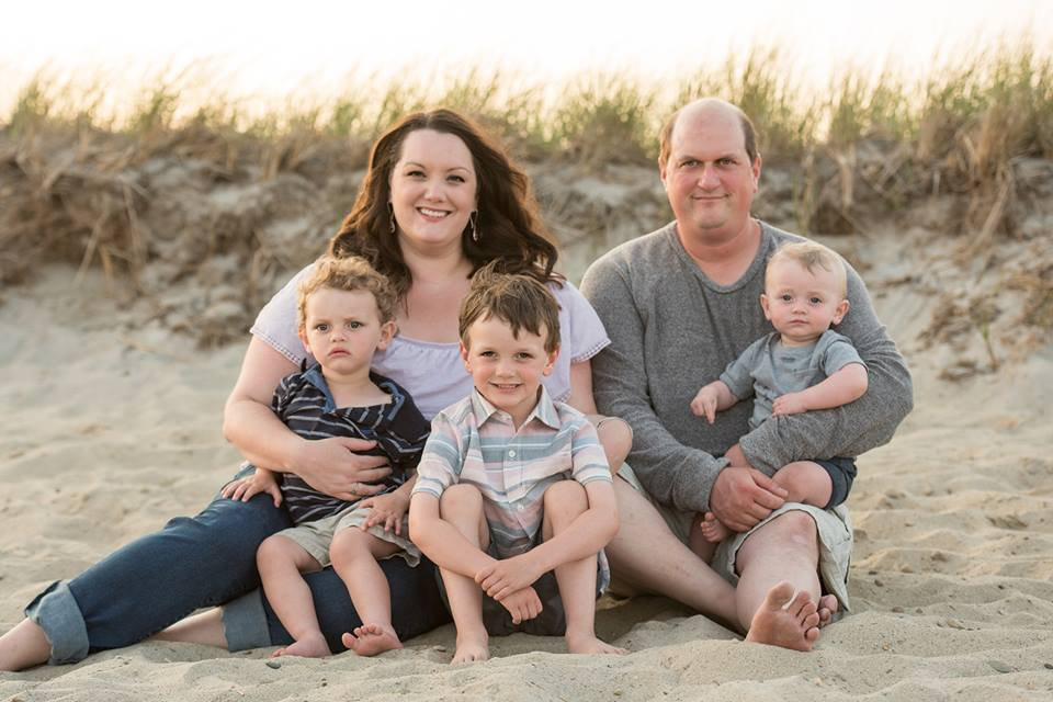 Heather Perkins (and Family) - With Love Photography Portraits  Photo credit Two Adventurous Souls Photography