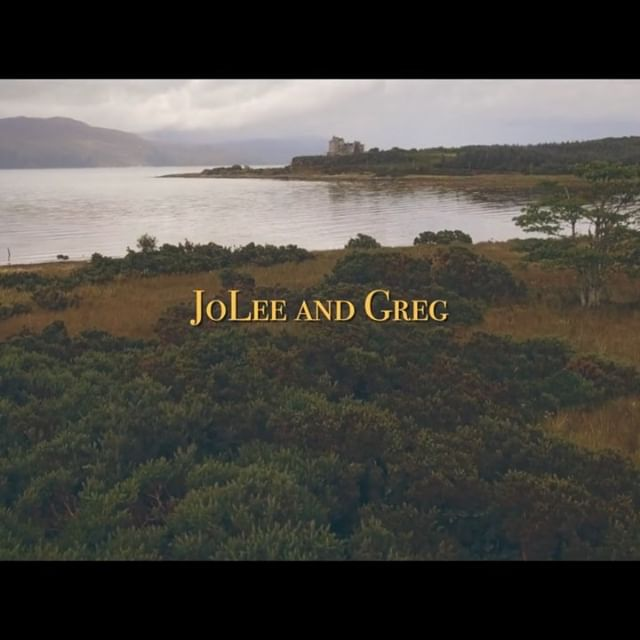 (Scroll through) We once eloped to an island in the Inner Hebrides and married in the home of my ancestors. But it was the beautiful ceremony by Minister Gibson of the Church of Scotland that made it the best day of my life. I can't believe I've never posted this gem before @whiteballoonfilms @gregvernovage 🏴