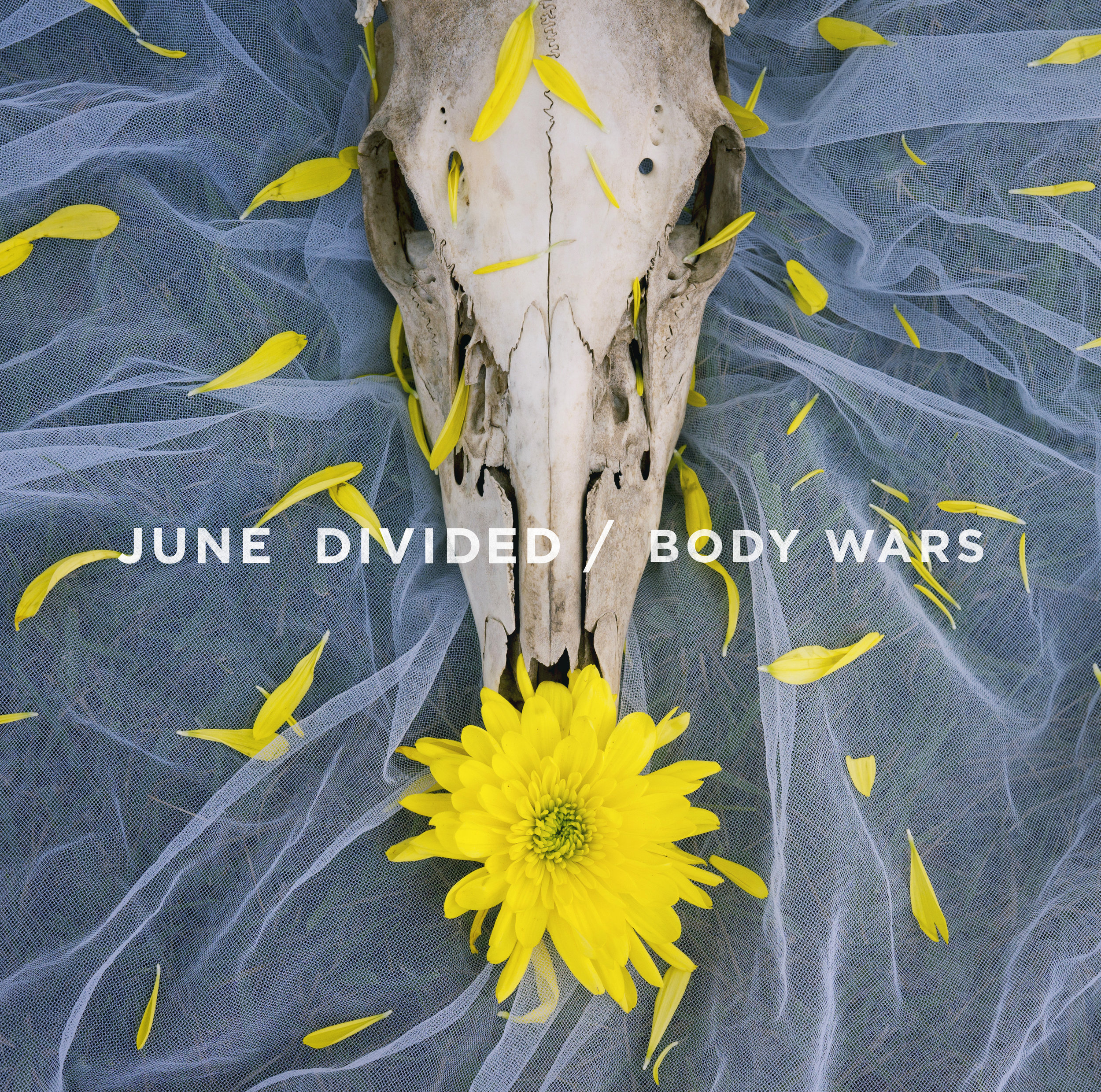 June Divided - I Didn't Mind