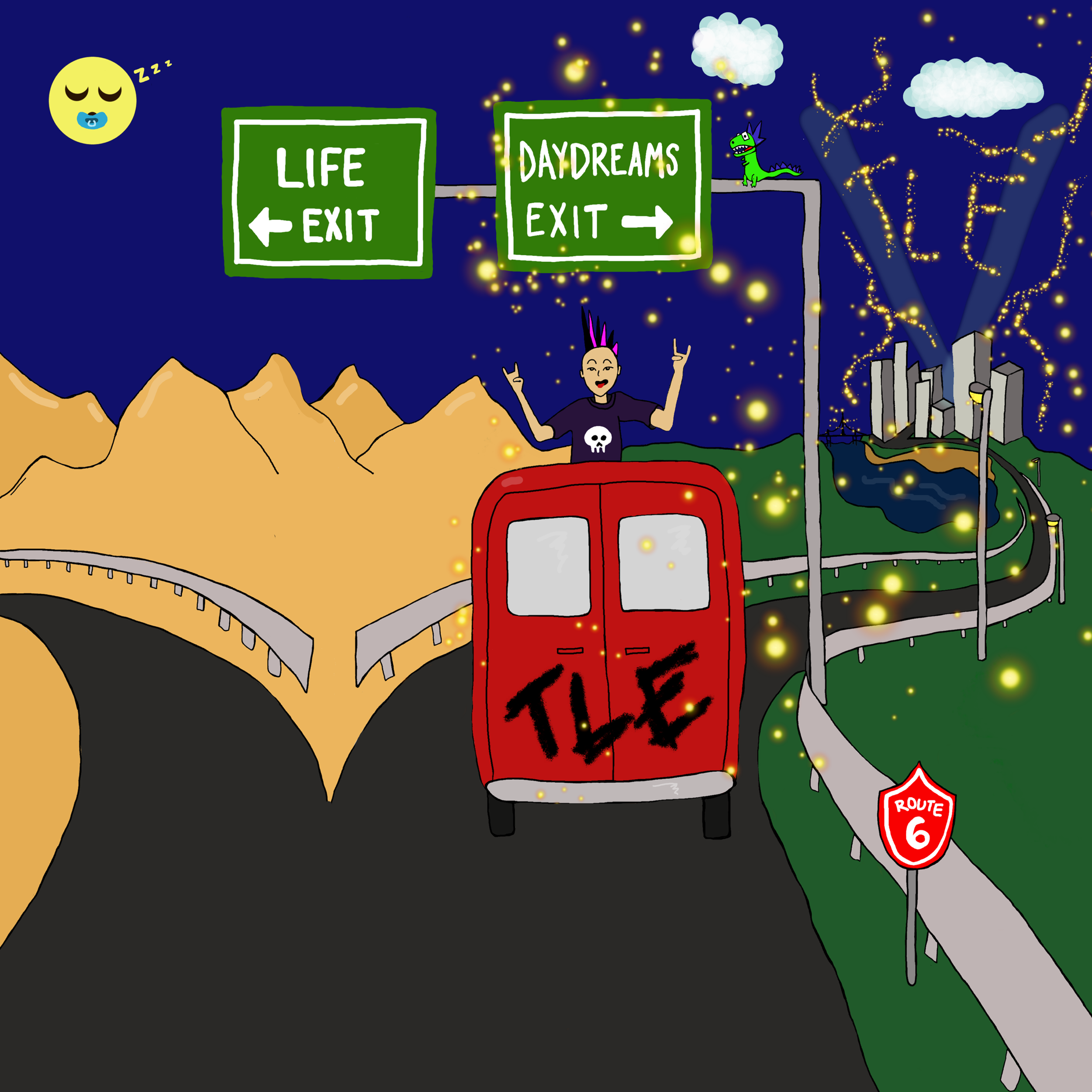 TLE - Where The Highway Ends