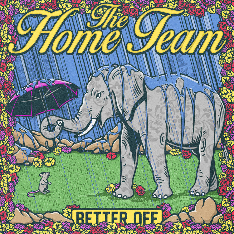 """The Home Team - """"She's Quiet"""""""