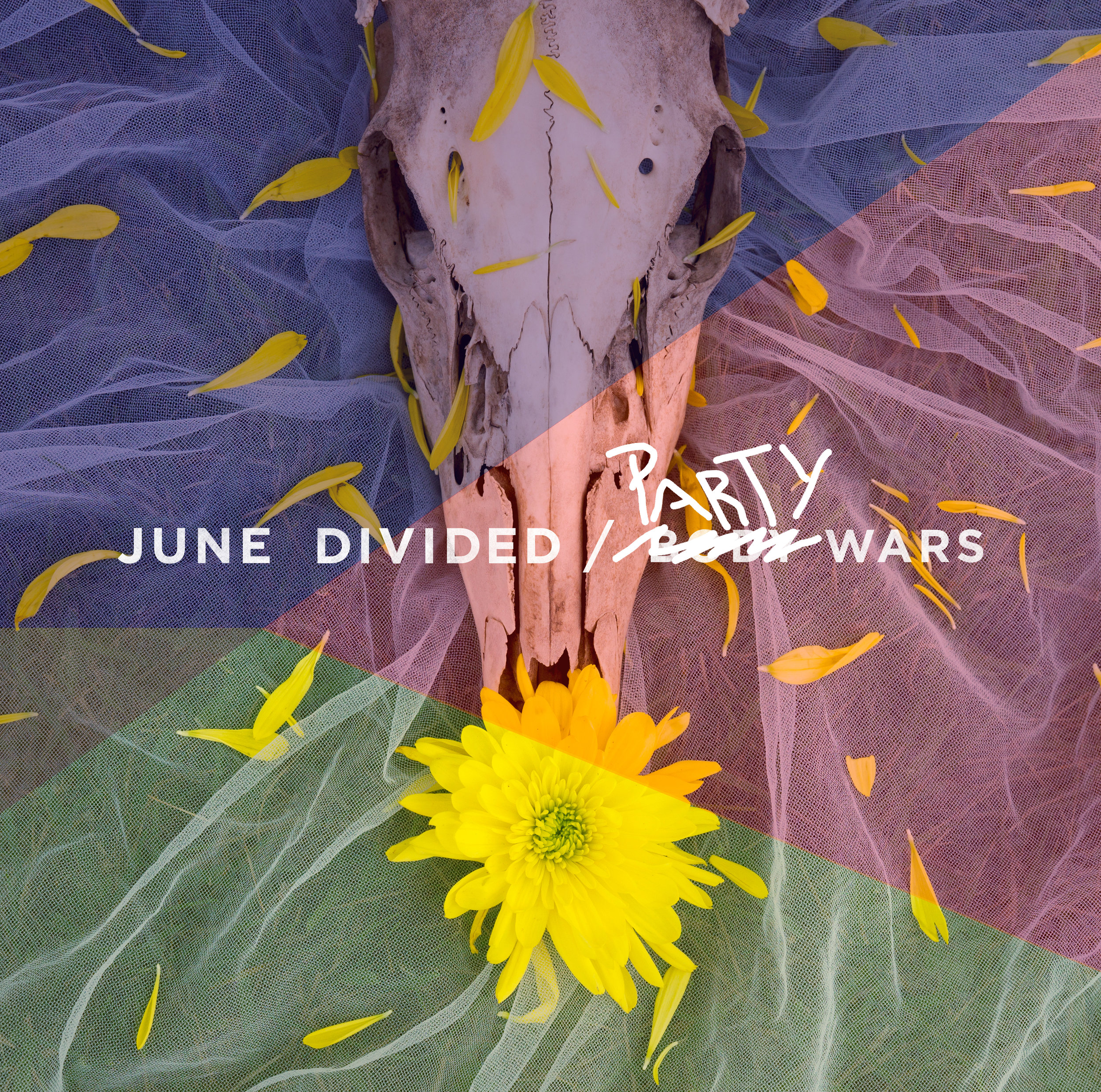 """June Divided - """"I Didn't Mind"""" (Party Wars Remix)"""