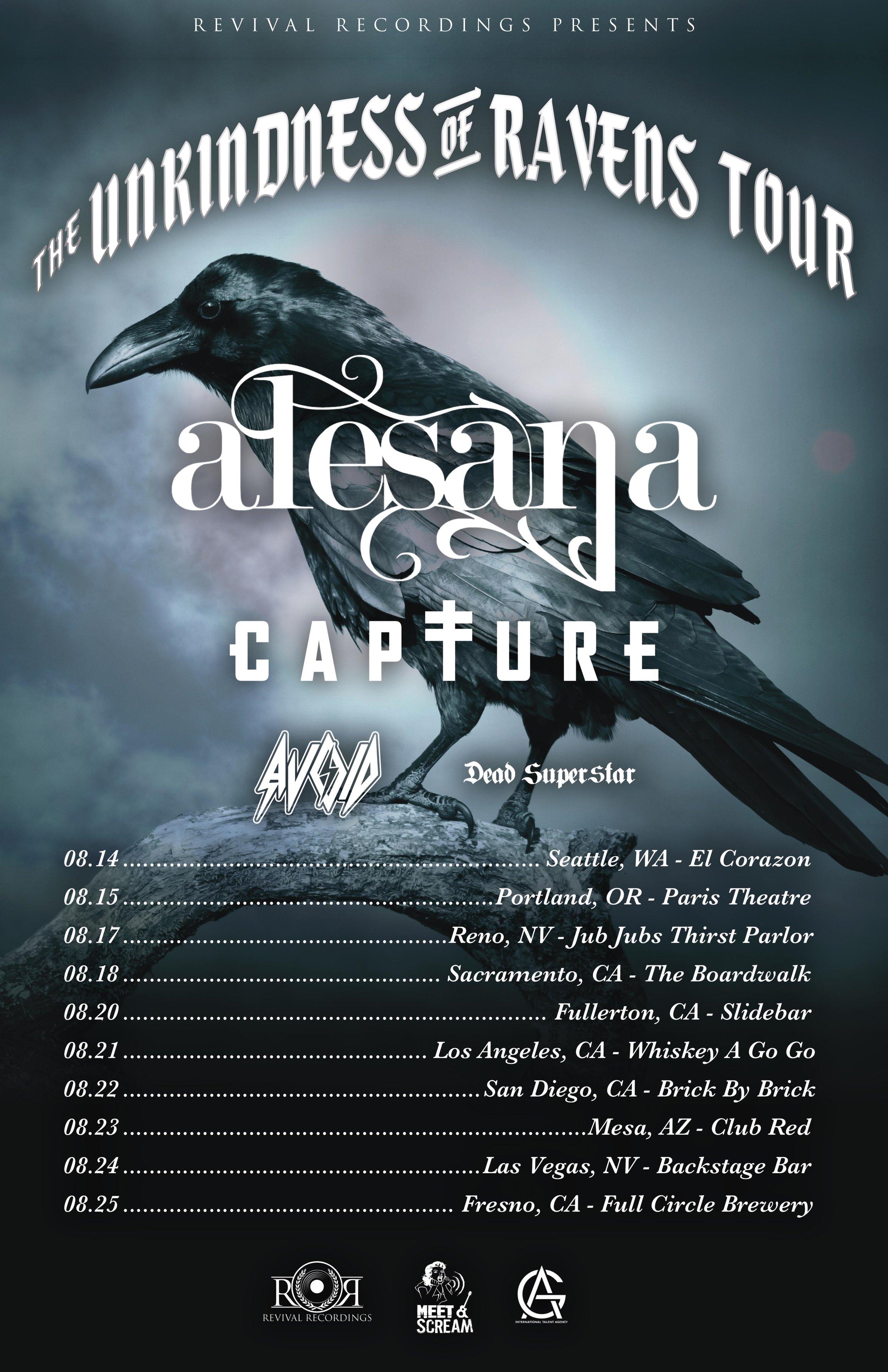 Alesana - Unkindness of Ravens Tour.jpg