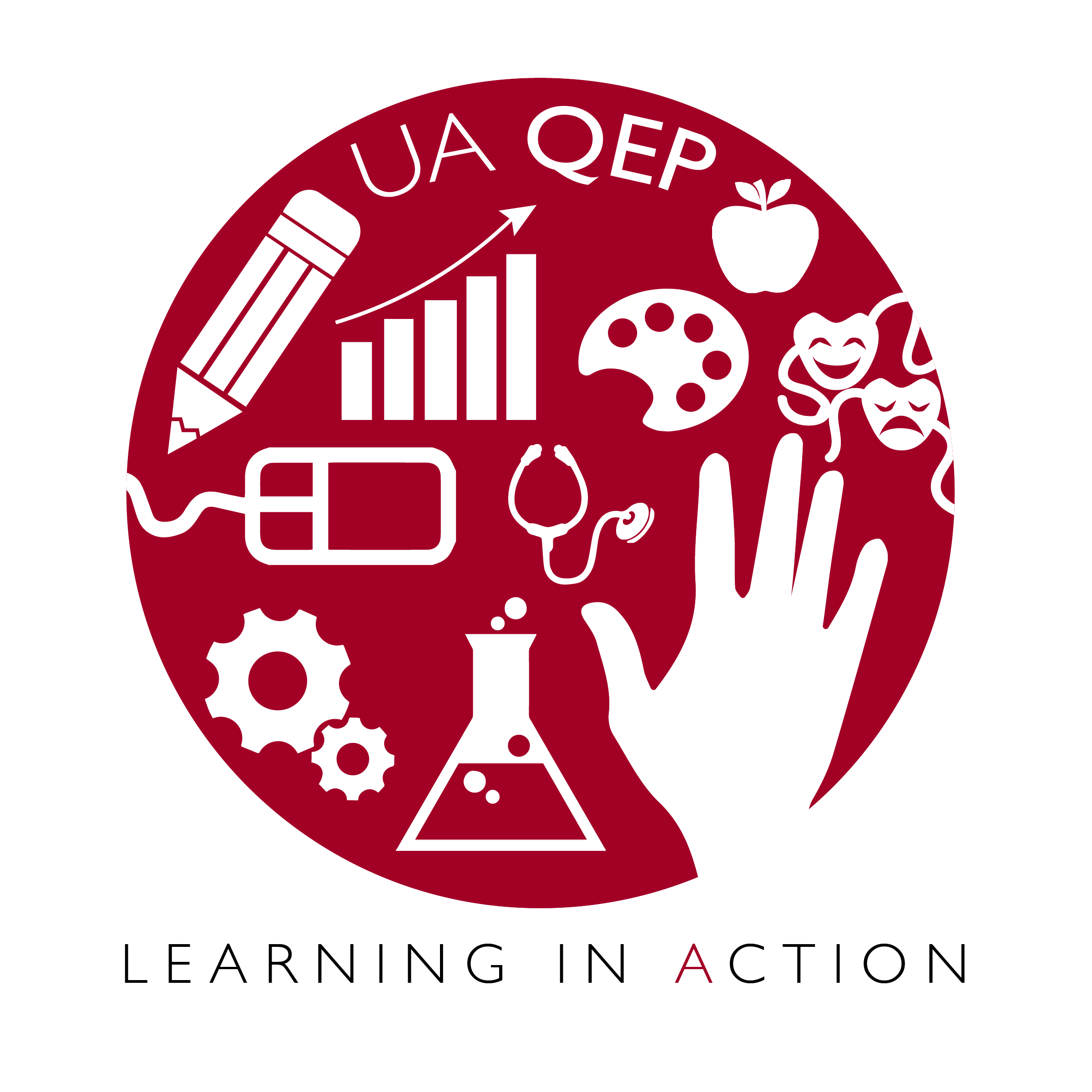 - The Quality Enhancement Plan (QEP): Learning in Action is a five-year plan to increase awareness of experiential learning opportunities on campus. Capstone Agency's goal is to raise faculty awareness of and engagement with the QEP so they provide more high-quality experiential learning courses for students and participate in workshops/seminars to certify those courses. Secondly, Capstone Agency is promoting the QEP to students, so they will be more aware of what experiential learning opportunities are and how these opportunities can benefit them in the future.