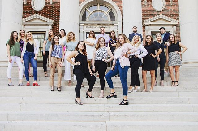 Welcome back! This semester we're looking forward to working with our incredible agency members again. What are you most looking forward to this semester?
