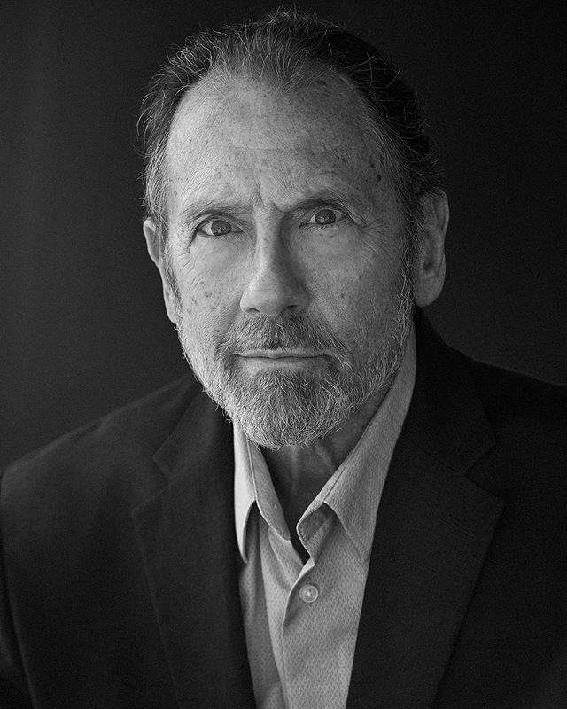 Actor Lloyd Botway. Actors generally use color headshots these days, but sometimes I prefer the drama of black and white.
