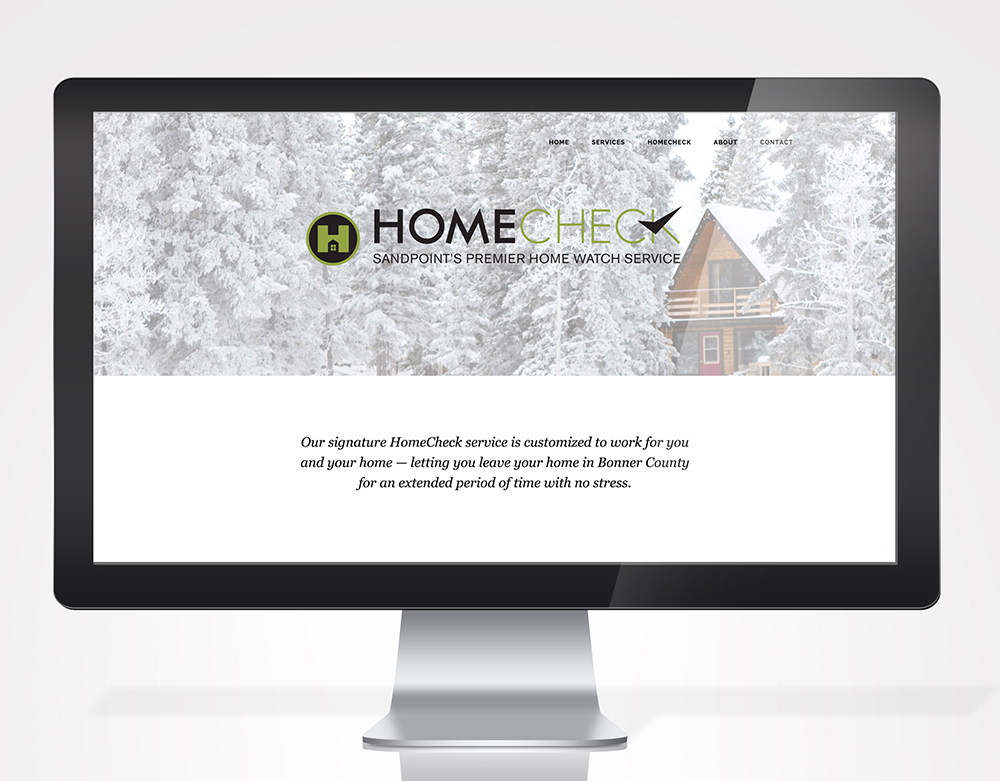 Wordpress website for a small business