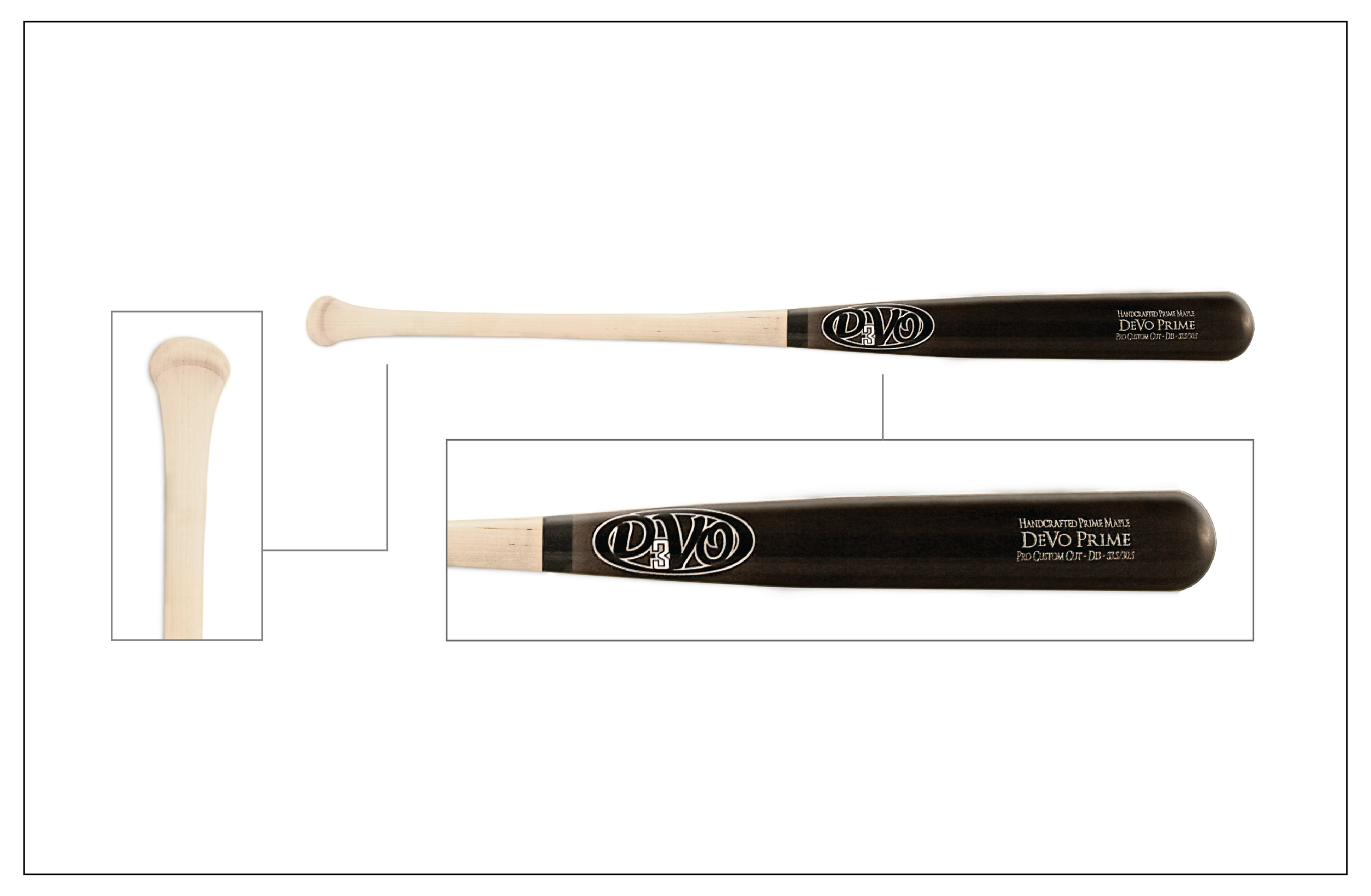 DeVo Bats D13_Display