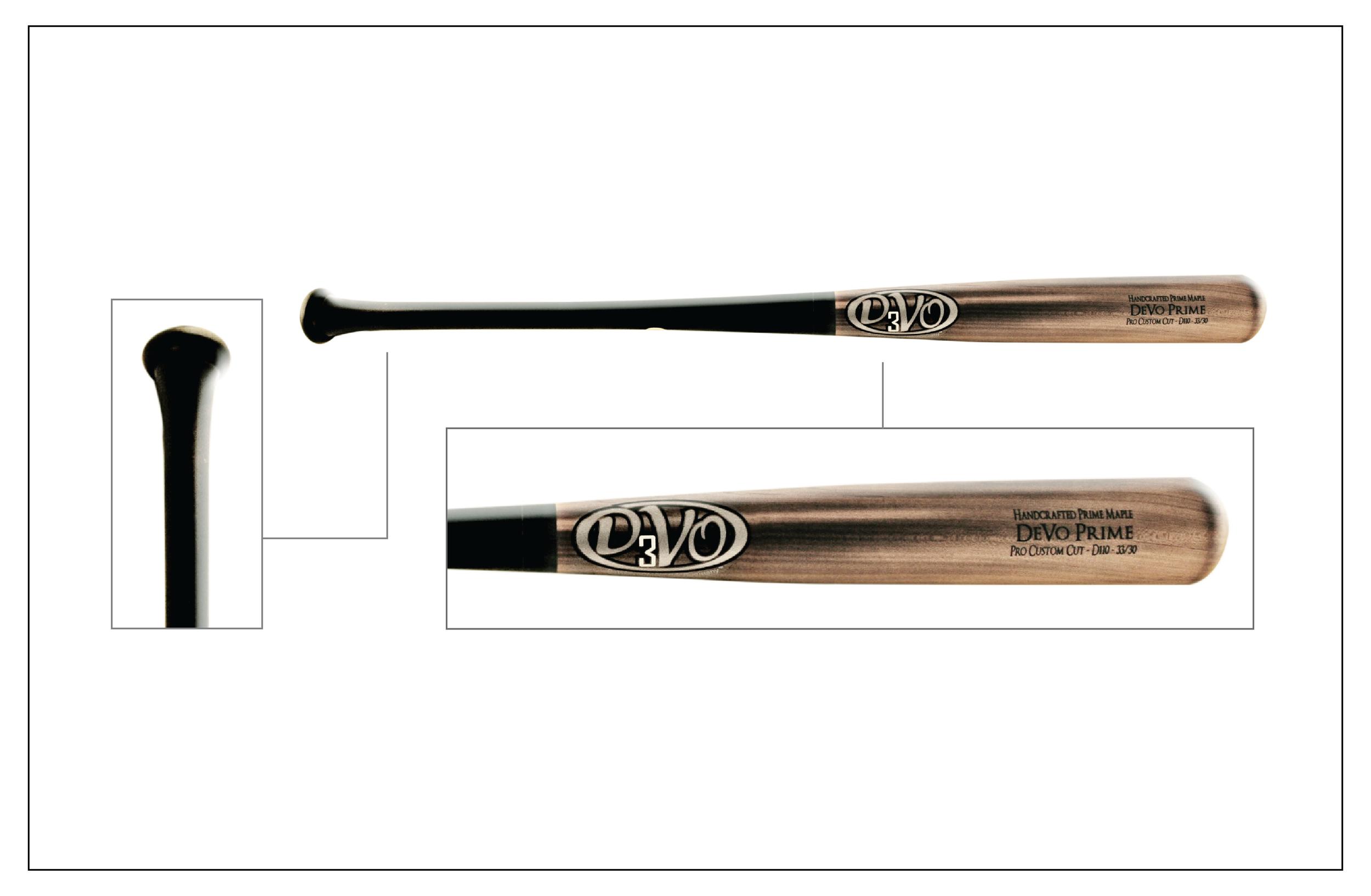 DeVo Bats D110_Display
