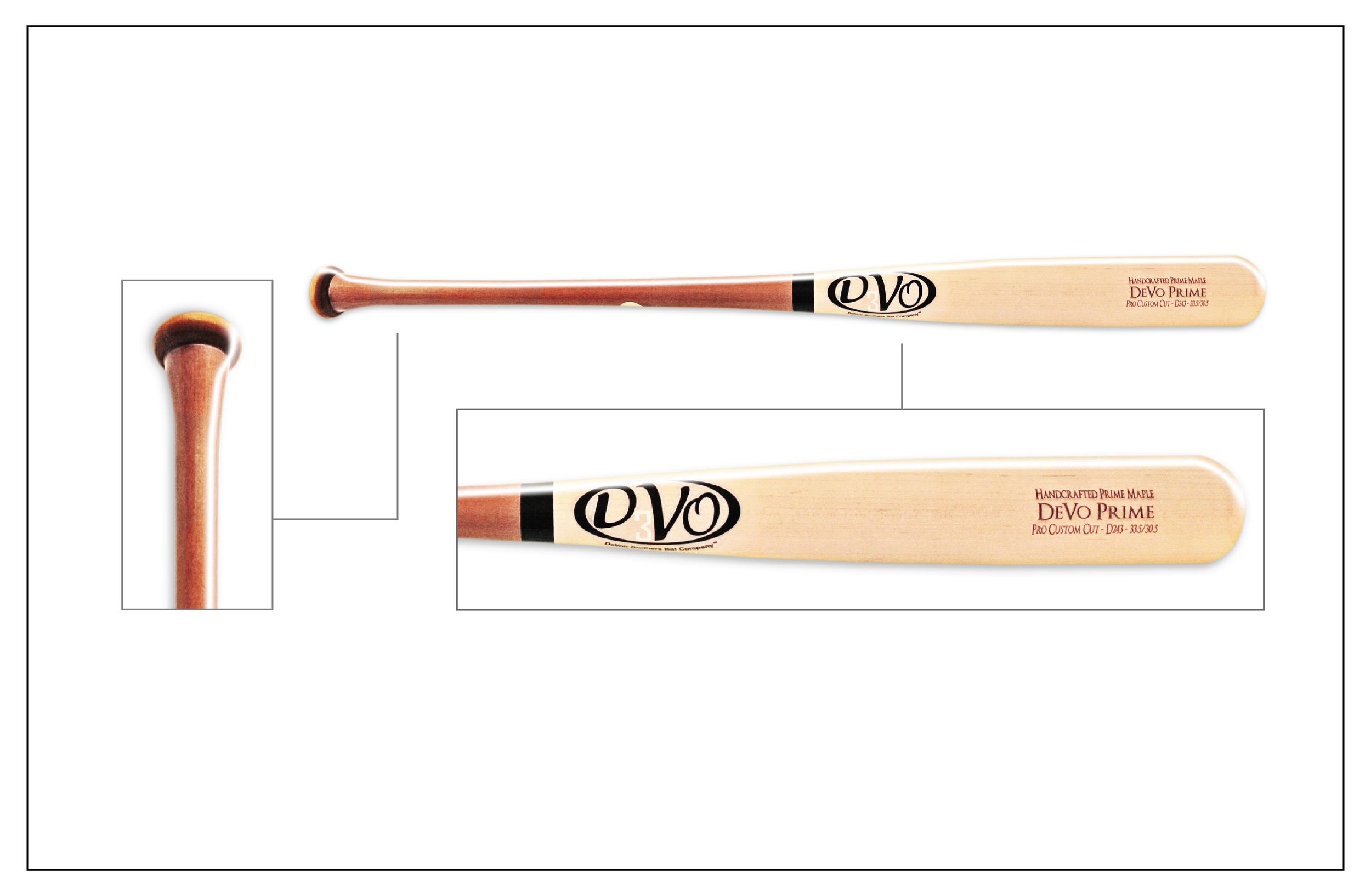DeVo Bats D243_Display